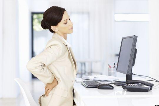 Tips Sehat Bagi Anda Yang Kerja Duduk Terlalu Lama