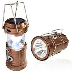 Lampu Camping Mini 6 LED