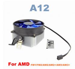 Alseye CPU Cooler EDDY A12 AMD
