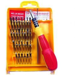 Toolkit Obeng Teknisi MTech Precesion Screwdriver