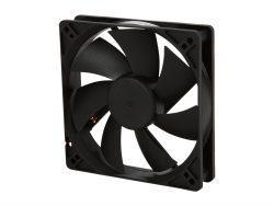 Fan Casing Hitam 12cm